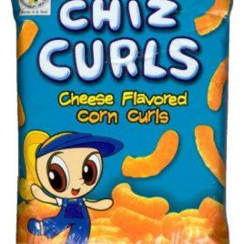 Jack & Jills Chiz Curls