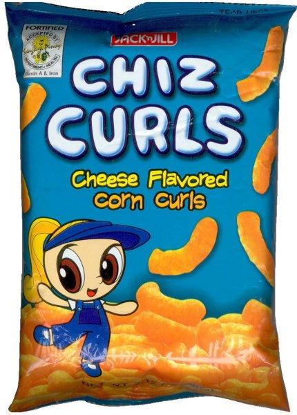 J & J Chiz Curl