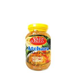Atchara (pickled papaya)