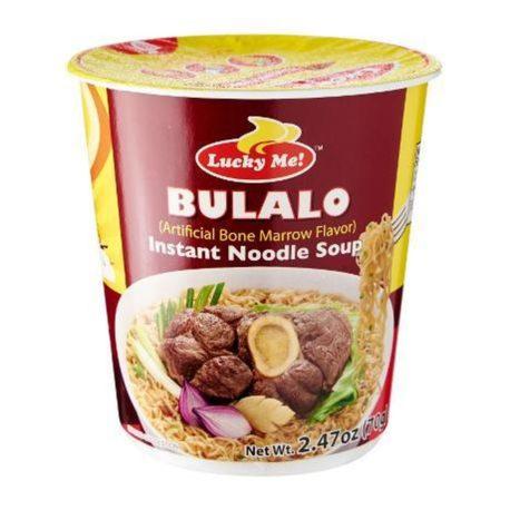 Bulalo noodle soup