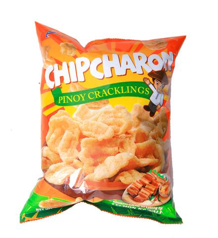 Chipcharron pinoy cracklings