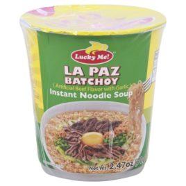 La Paz Instant Noodle Soup