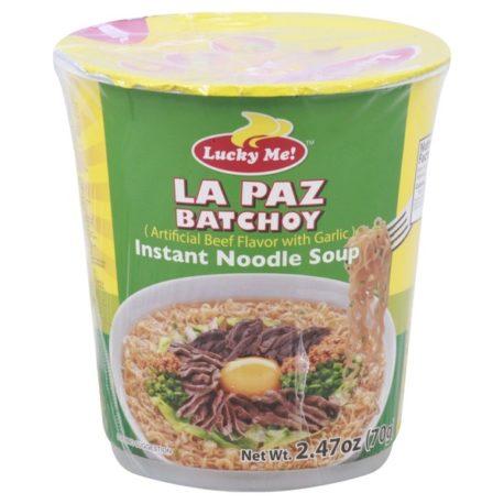 La Paz noodle soup