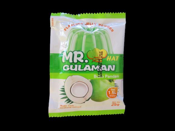 Mr Gulaman boku pandan