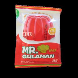 Mr. Gulaman Red 25g