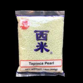 Tapioca Pearl Pandan