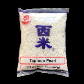 Tapioca Pearl White