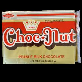Choc Nut King