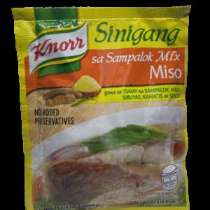 Knorr Sinigang sa Miso 25g