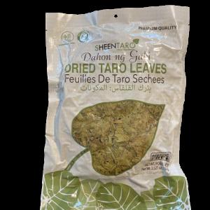 Sheentaro Dried Taro Leaves 100g