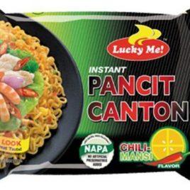 LM Pancit Canton Chilli-mansi