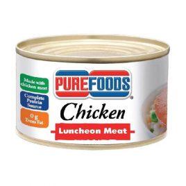 Purefood Chicken Luncheon Meat